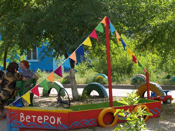 Кораблики для детского сада
